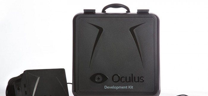Oculus Rift Gets $16M in Series A Funding for Production