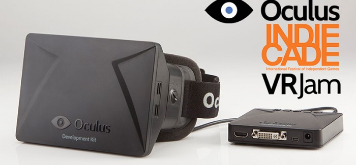 Oculus Rift and Indie Cade to Hold a Month Long VR Jam