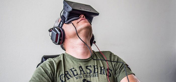 Oculus Rift Latency Will Not be an Issue at Launch