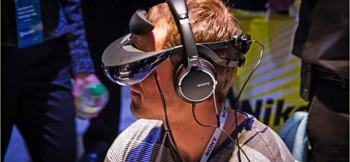 Sony PS4 Rival to the Oculus Rift in Development?