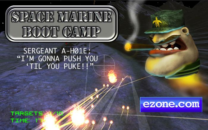 Space Marine Boot Camp