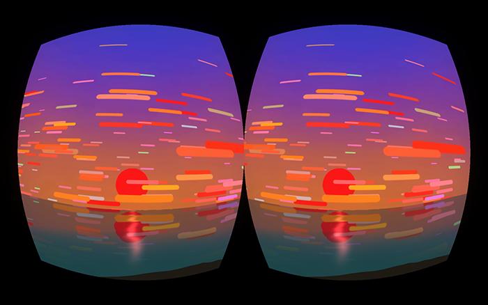 Waking Man – An Oculus Rift Meditation