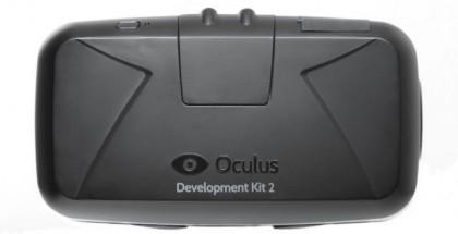 Oculus Rift DK2 - (Development Kit 2)
