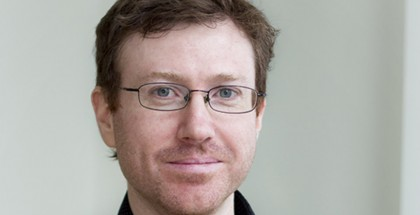 Atman Binstock Oculus' new chief architect