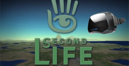 Second Life Oculus Rift Support