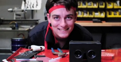 Palmer Luckey Explains Why Oculus Joined Facebook and the Future of VR