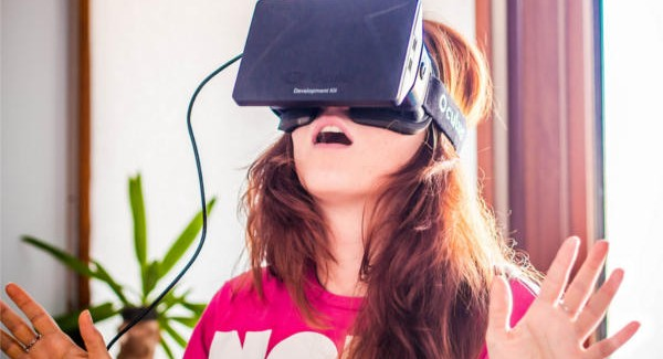 Oculus wants to Build the Largest VR MMO with One Billion People
