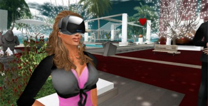 Second Life Now Supports the Oculus Rift VR Headset