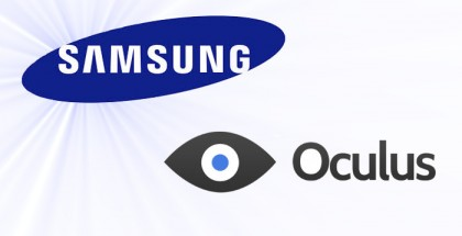 Samsung Working with Oculus on VR Headset for Smartphone