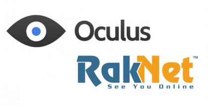 Oculus VR Acquires Game-Networking Engine RakNet