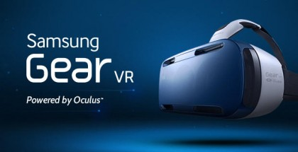 Samsung, Oculus Reveal Samsung Gear VR Headset for Galaxy Note 4