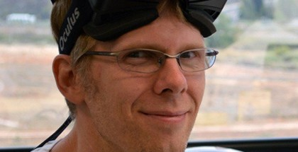 Oculus Rift is Like 'Getting Religion on Contact', says Carmack