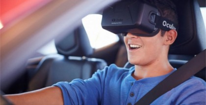 Toyota Uses Oculus Rift to Teach Distracted Drivers a Lesson