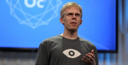 John Carmack to Discuss Mobile VR at GDC 2015