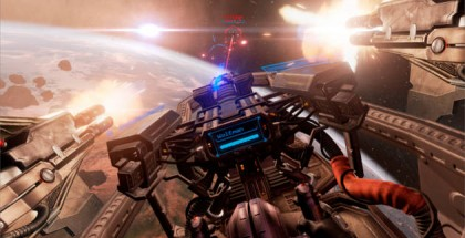 EVE: Valkyrie Latest Demo Running on Oculus 'Crescent Bay' Prototype