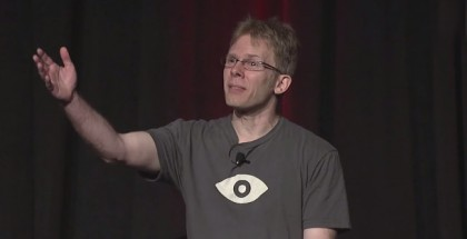 John Carmack 'The Dawn of Mobile VR' GDC Video Available Now
