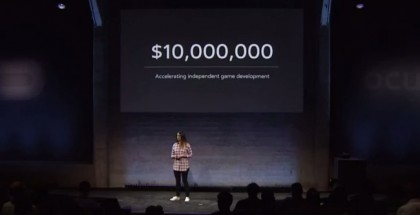 Oculus Invests $10M to Support Indie Game Development