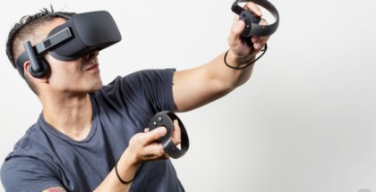 Consumer Rift Supports Both Seated and Standing Experiences