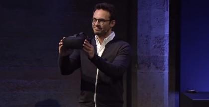 Oculus CEO Brendan Iribe Discusses Oculus Rift Life Cycle