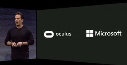 Oculus VR Announces Partnership with Microsoft