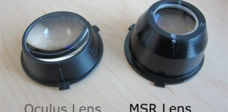 Microsoft Research says its Lens Design Improves the Oculus DK2