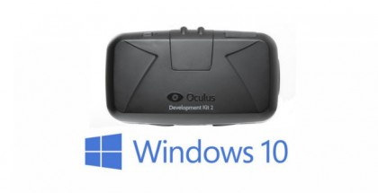 Oculus Working Quickly to Bring Rift Support to Windows 10