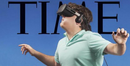 Palmer Luckey's Cover on TIME Sparks Internet Meme Reaction