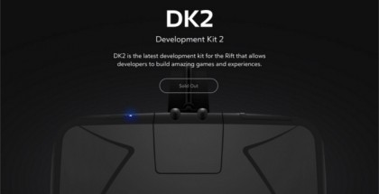 The Oculus Rift DK2 is Now Officially Sold Out