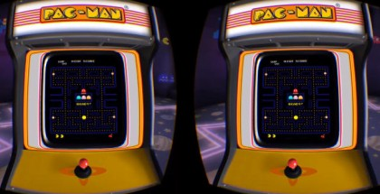 Oculus Arcade Launches with Over 20 Classic Titles on Gear VR