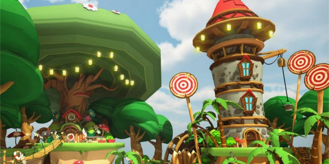 Lucky's Tale Will Come Bundled with Every Oculus Rift
