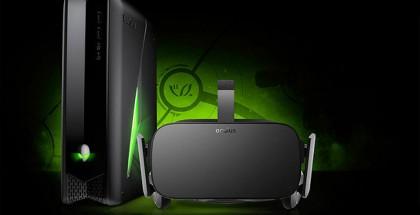 Get $200 off an Oculus Rift with Dell's Oculus Ready PC Bundles