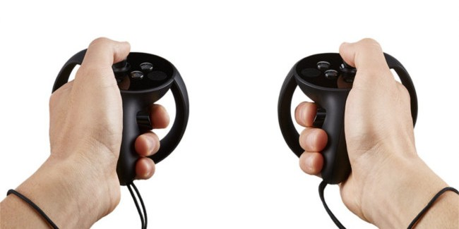 New Oculus Touch Images Reveal Updated Design
