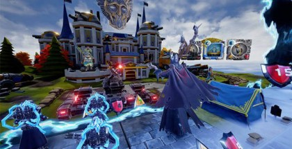 Dragon Front Exclusive Collectible Card Game for the Oculus Rift