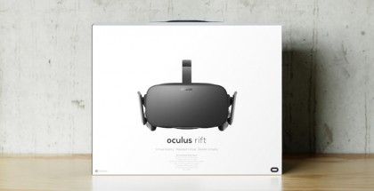 Oculus Rift VR Headset Officially Launches Today