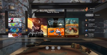 Oculus Home Revamp Rolling Out to Samsung Gear VR Users