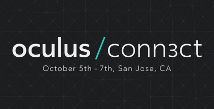 Oculus Announces Connect 3 Developer Conference is Oct. 5th-7th