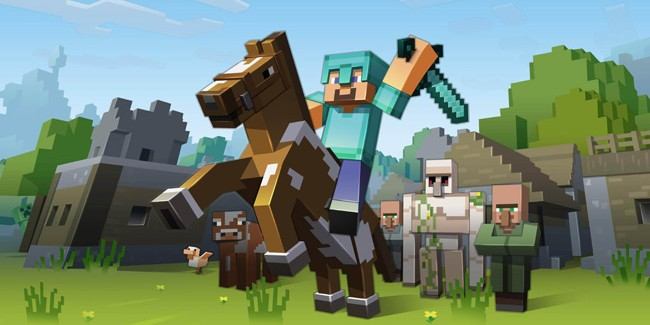 'Minecraft' for the Oculus Rift is Finally Available Now