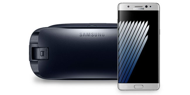 Gear VR Users: Make Sure to Exchange Your Recalled Galaxy Note 7