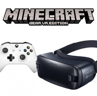 Gear VR Adds Xbox Wireless Controller Support, starting with Minecraft