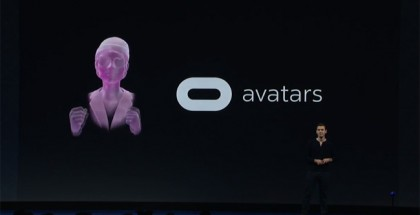 Oculus Gets Social with 'Avatars', 'Parties' and 'Rooms' in VR