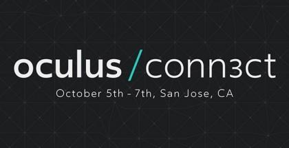 Oculus Announces Connect 3 Developer Conference Schedule