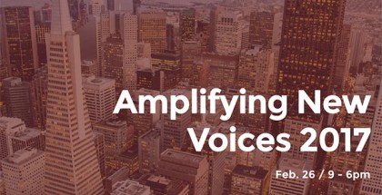 Oculus Issues Last Call for Amplifying New Voices 2017 Applications