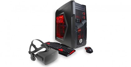 CyberPowerPC's Oculus Ready Gaming Rig Costs $499 When Bundled with Rift