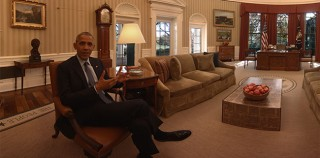 Oculus Announces 360° Video Tour of the White House with the Obama's