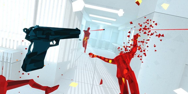 Oculus Reveals Details to SUPERHOT VR 'Forever' Update