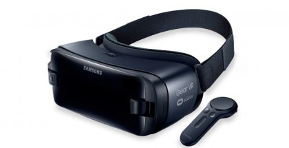 Samsung and Oculus Announce New Gear VR with Dedicated Controller