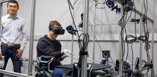 Zuckerberg Teases Glove-Based VR Controller Prototype for Oculus Rift
