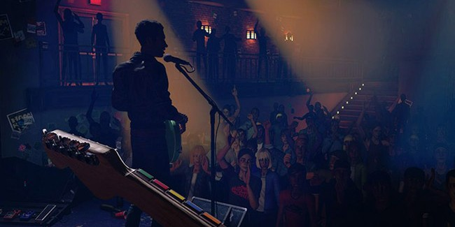 'Rock Band VR' Coming to Oculus Rift in March, Pre-Orders Now Open