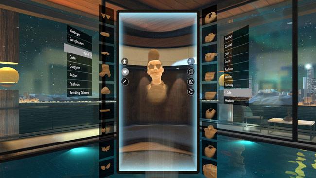 Oculus Avatars