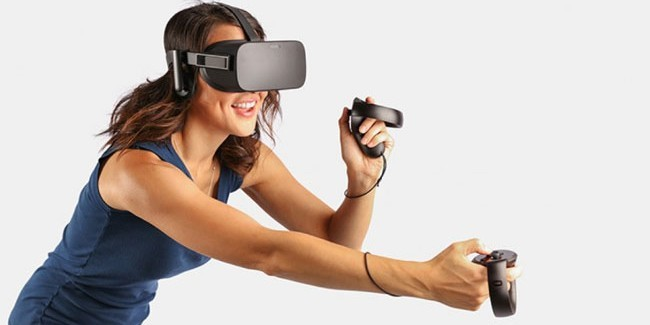 Early Oculus Touch Buyers Get $50 Store Credit